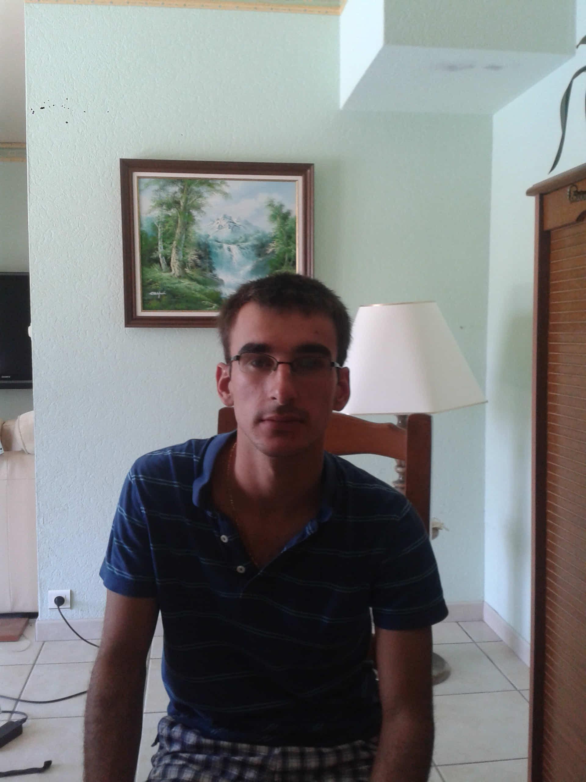 Paul, Cours particuliers anglais et soutien scolaire, Angoulème